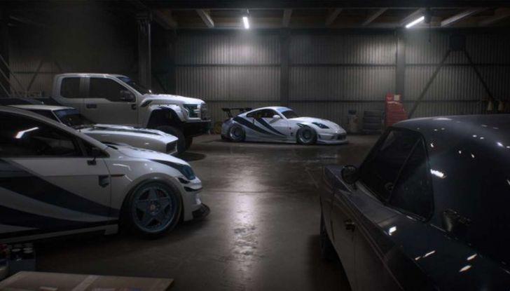 Need for Speed Payback, il videogame arriva il 10 novembre - Foto 14 di 14