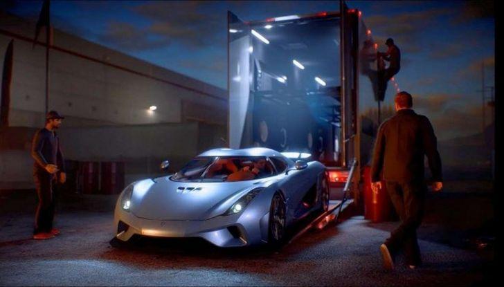 Need for Speed Payback, il videogame arriva il 10 novembre - Foto 2 di 14