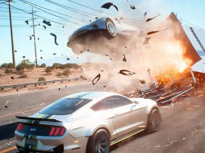 Need for Speed Payback, il videogame arriva il 10 novembre - Foto 3 di 14