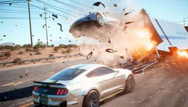 Need For Speed Payback, nuove auto in arrivo per Natale - Foto 3 di 14