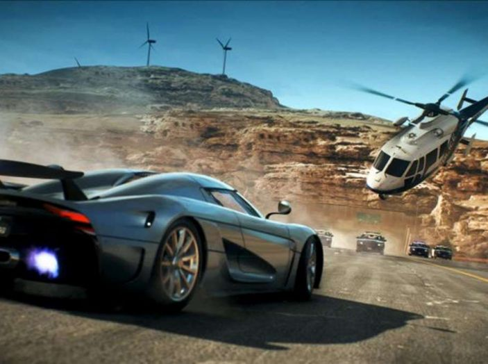 Need for Speed Payback, il videogame arriva il 10 novembre - Foto 5 di 14