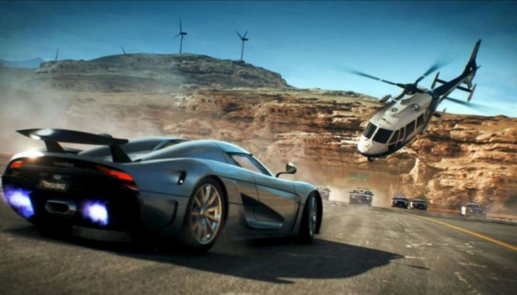 Need For Speed Payback, nuove auto in arrivo per Natale - Foto 5 di 14