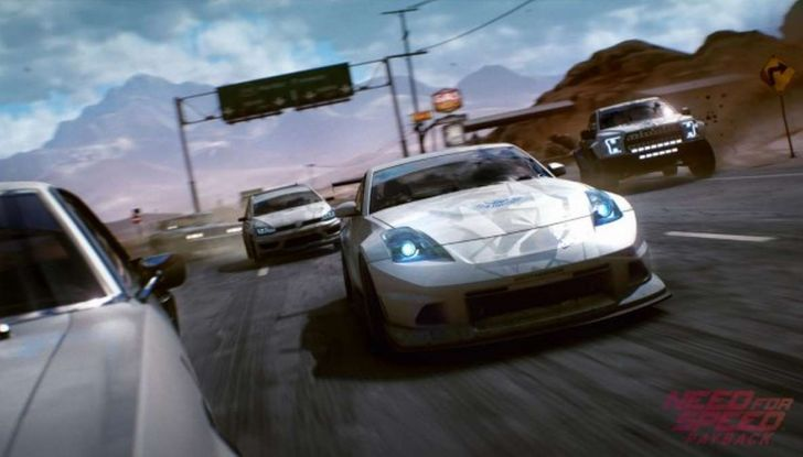 Need For Speed Payback, nuove auto in arrivo per Natale - Foto 7 di 14