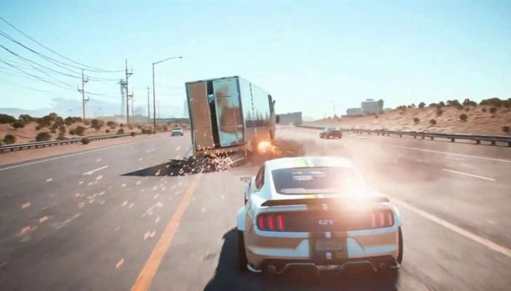 Need For Speed Payback, nuove auto in arrivo per Natale - Foto 9 di 14