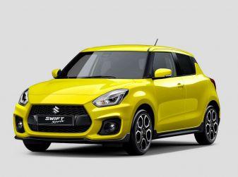 Nuova Suzuki Swift Sport 2017, dettagli, prezzi e motori