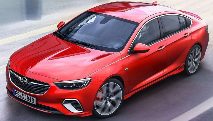 Opel Insignia GSi - Foto 2 di 7