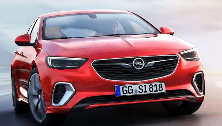 Opel Insignia GSi - Foto 1 di 7