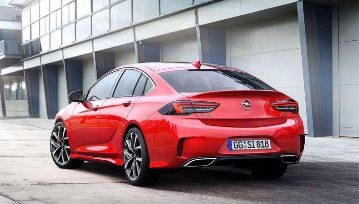 Opel Insignia GSi - Foto 4 di 7