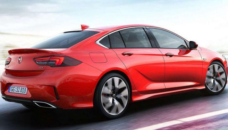 Opel Insignia GSi - Foto 3 di 7