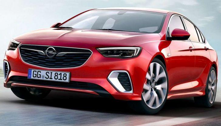 Opel Insignia GSi - Foto 5 di 7