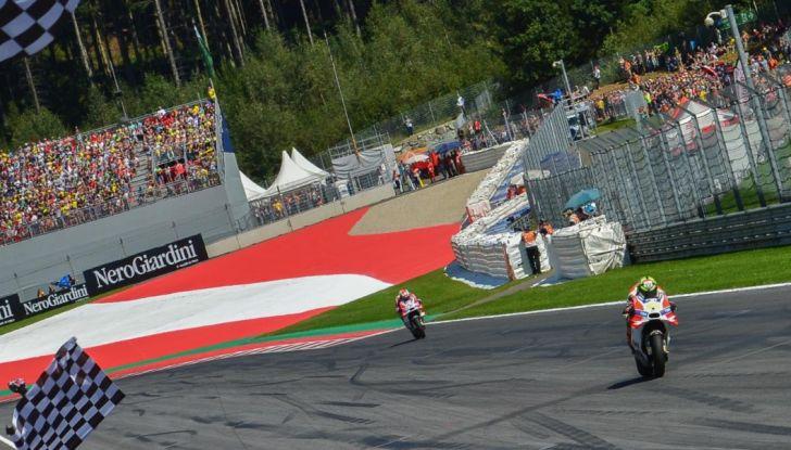 Orari MotoGP 2017, il Red Bull Ring di Spielberg: diretta TV8 e Sky - Foto 12 di 16