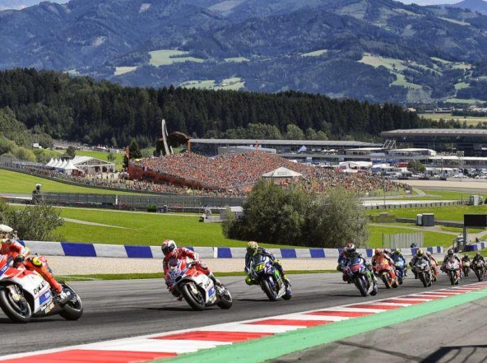 Orari MotoGP 2017, il Red Bull Ring di Spielberg: diretta TV8 e Sky - Foto 1 di 16