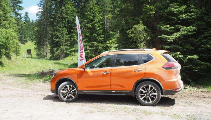 Nissan X-Trail 2018: Prova su strada, opinioni e dati tecnici del SUV 5 o 7 posti - Foto 6 di 36
