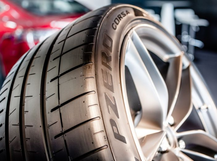 Pirelli P Zero, sportivo da trent'anni: dalla Delta S4 alla Formula 1 - Foto 10 di 25