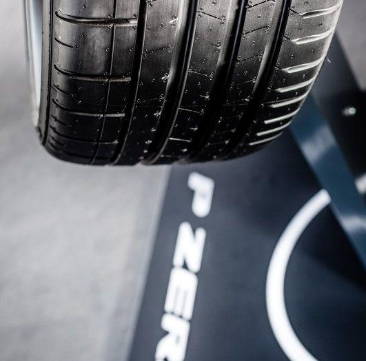 Pirelli P Zero, sportivo da trent'anni: dalla Delta S4 alla Formula 1 - Foto 11 di 25