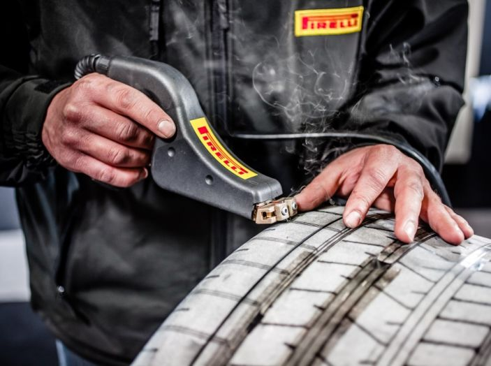 Pirelli P Zero, sportivo da trent'anni: dalla Delta S4 alla Formula 1 - Foto 13 di 25