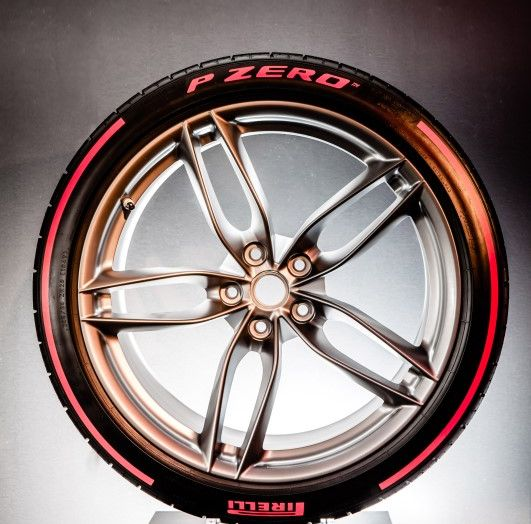 Pirelli P Zero, sportivo da trent'anni: dalla Delta S4 alla Formula 1 - Foto 15 di 25