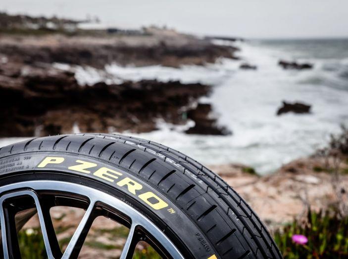 Pirelli P Zero, sportivo da trent'anni: dalla Delta S4 alla Formula 1 - Foto 2 di 25