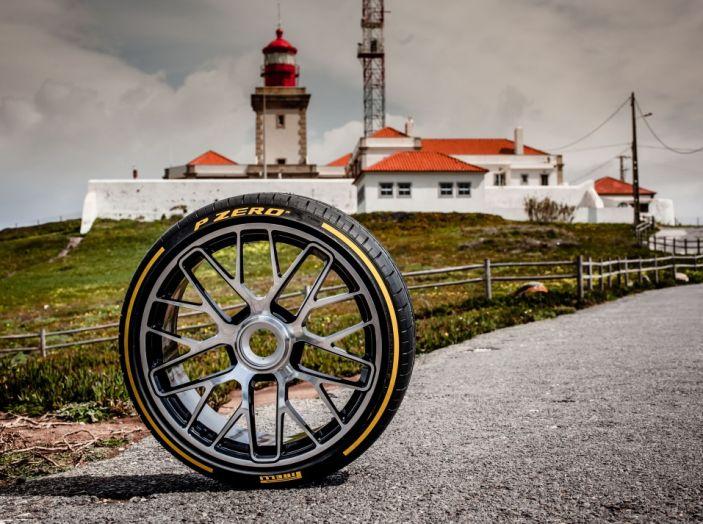 Pirelli P Zero, sportivo da trent'anni: dalla Delta S4 alla Formula 1 - Foto 3 di 25