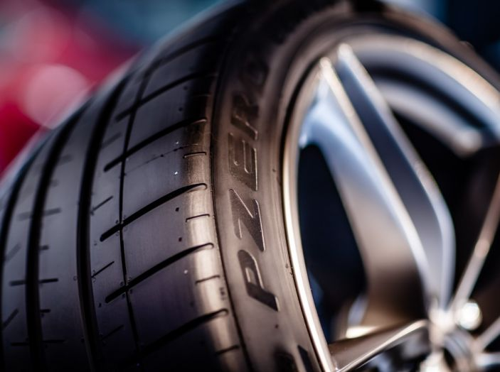 Pirelli P Zero, sportivo da trent'anni: dalla Delta S4 alla Formula 1 - Foto 7 di 25