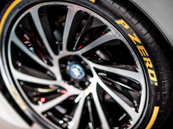 Pirelli P Zero, sportivo da trent'anni: dalla Delta S4 alla Formula 1 - Foto 9 di 25