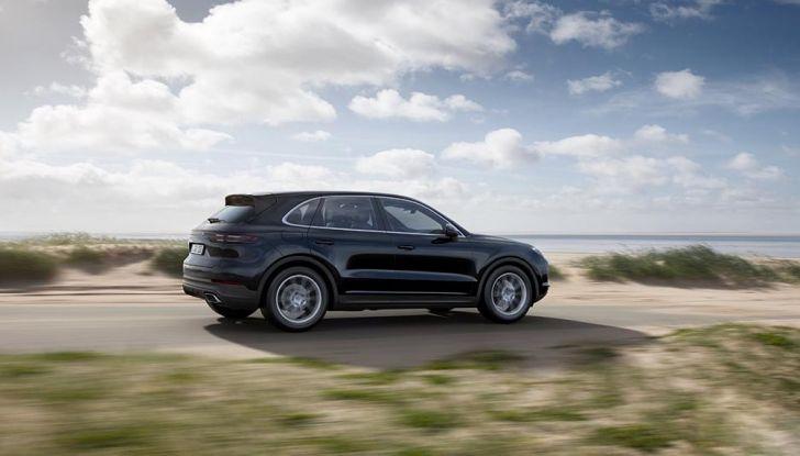 Vendite Porsche 911 e Cayenne ferme per soddisfare gli standard sulle emissioni - Foto 8 di 8