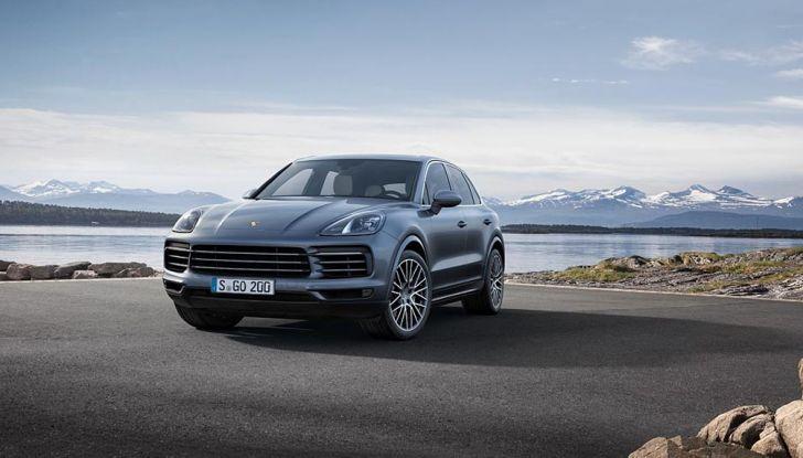 Vendite Porsche 911 e Cayenne ferme per soddisfare gli standard sulle emissioni - Foto 1 di 8