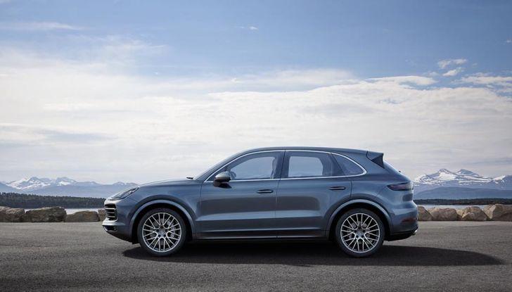 Vendite Porsche 911 e Cayenne ferme per soddisfare gli standard sulle emissioni - Foto 4 di 8
