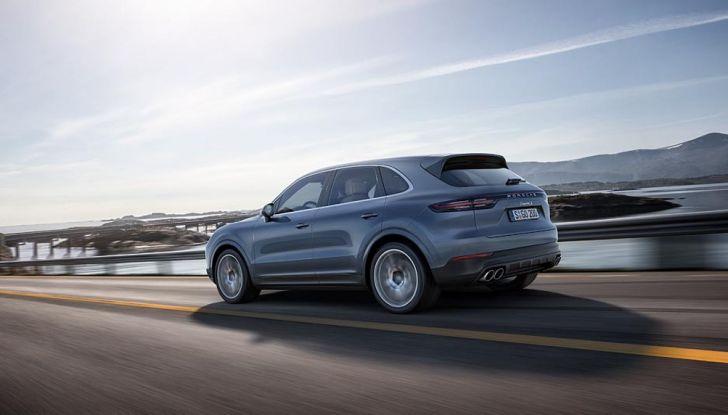 Vendite Porsche 911 e Cayenne ferme per soddisfare gli standard sulle emissioni - Foto 5 di 8
