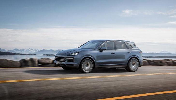 Vendite Porsche 911 e Cayenne ferme per soddisfare gli standard sulle emissioni - Foto 6 di 8