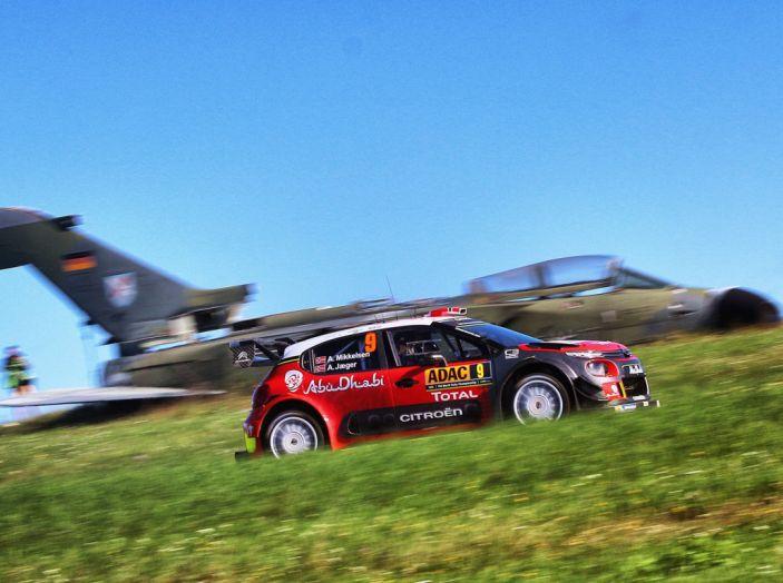 """Yves Matton (Citroën Racing): """"Stiamo lavorando sulla strategia 2018"""" - Foto 1 di 4"""