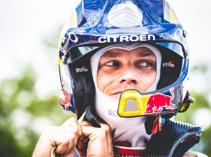 """Yves Matton (Citroën Racing): """"Stiamo lavorando sulla strategia 2018"""" - Foto 3 di 4"""