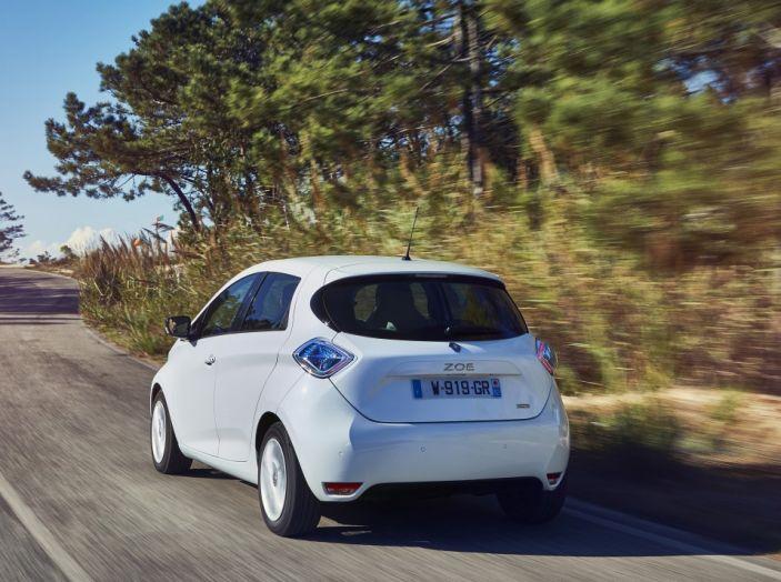 Test Drive Renault Zoe40: 1000 km a zero euro e zero emissioni - Foto 5 di 26
