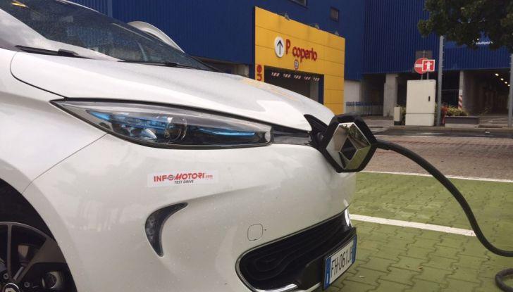 Test Drive Renault Zoe40: 1000 km a zero euro e zero emissioni - Foto 1 di 26