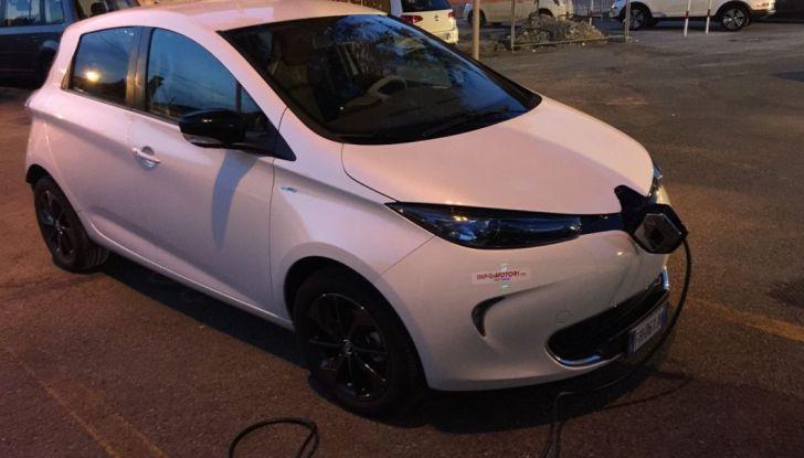 Test Drive Renault Zoe40: 1000 km a zero euro e zero emissioni - Foto 14 di 26