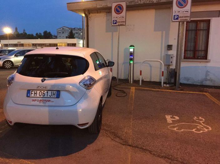 Test Drive Renault Zoe40: 1000 km a zero euro e zero emissioni - Foto 15 di 26