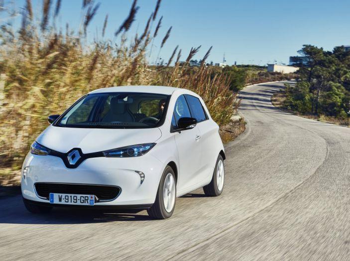 Test Drive Renault Zoe40: 1000 km a zero euro e zero emissioni - Foto 4 di 26