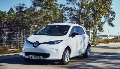 Renault supera i 200.000 veicoli elettrici in Europa