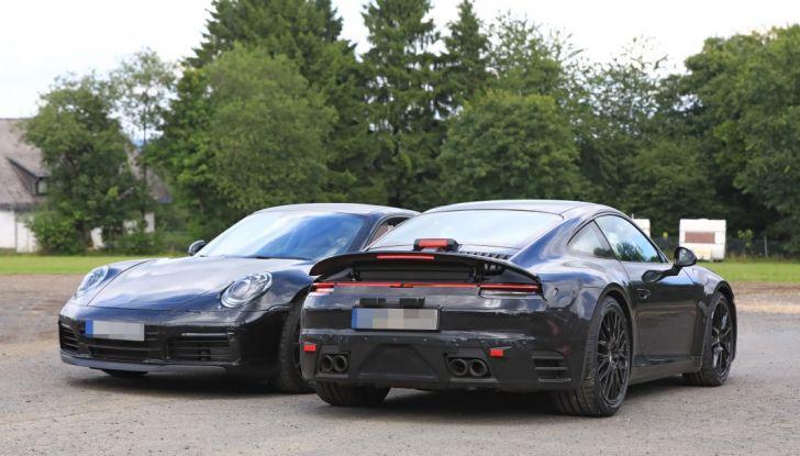 Nuova Porsche 911, nata al Nurburgring - Foto 1 di 14