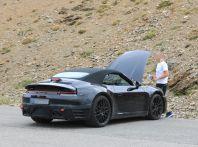 Nuova Porsche 911, nata al Nurburgring