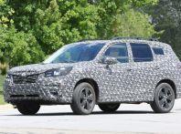 Nuovo Subaru Forester 2019