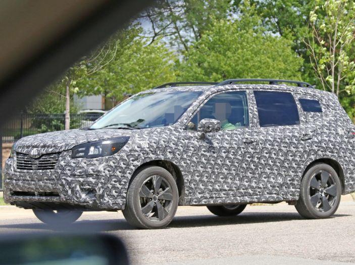 Nuovo Subaru Forester 2019 - Foto 3 di 9