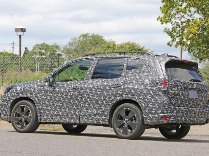 Nuovo Subaru Forester 2019 - Foto 6 di 9