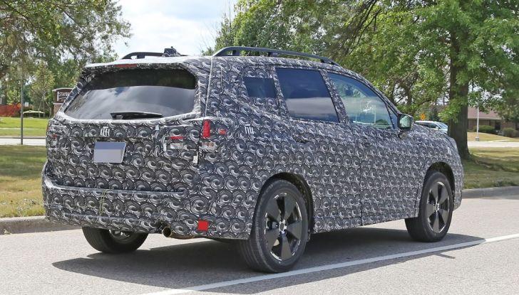 Nuovo Subaru Forester 2019 - Foto 7 di 9