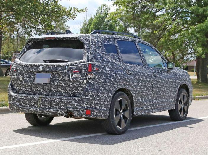 Nuovo Subaru Forester 2019 - Foto 8 di 9
