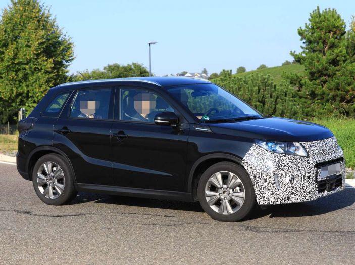Suzuki Vitara Facelift primi dettagli tecnici e informazioni - Foto 1 di 16