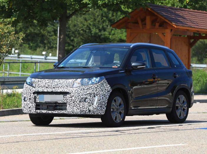 Suzuki Vitara Facelift primi dettagli tecnici e informazioni - Foto 4 di 16