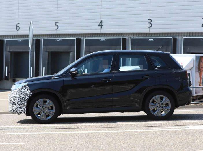 Suzuki Vitara Facelift primi dettagli tecnici e informazioni - Foto 6 di 16