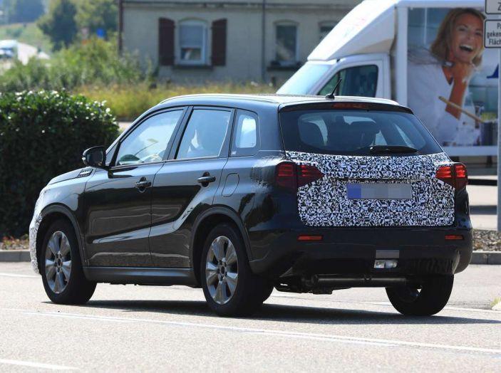 Suzuki Vitara Facelift primi dettagli tecnici e informazioni - Foto 8 di 16