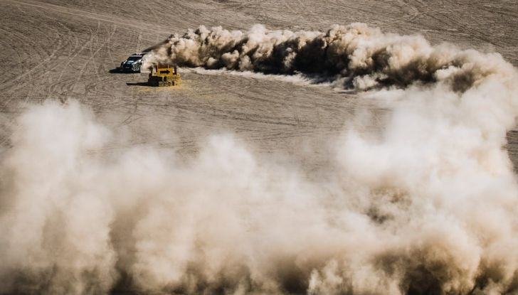 Ken Block nel deserto dello Utah per TerraKhana [Video] - Foto 13 di 13